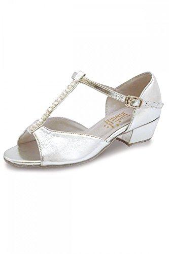 Marika-chaussures de danses de salon-Roch Valley Argent