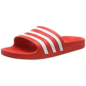Adidas Adilette Aqua Scarpe da Spiaggia e Piscina Unisex - Adulto 6 spesavip