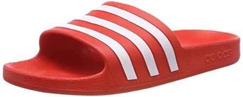 Adidas Adilette Aqua Scarpe da Spiaggia e Piscina Unisex - Adulto, Multicolore (Multicolor 000), 43 EU (9 UK)