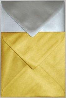 50-lot-de-155-x-155-mm-argent-mtallique-6x6-enveloppes-or-mtallis-cranberry-card-socit