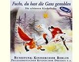 Ostprodukte-Versand.de CD Fuchs du hast die Gans gestohlen - DDR Waren - DDR Traditionsprodukte