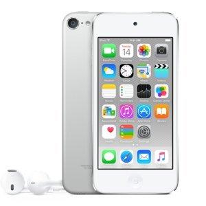 Apple iPod Touch 32GB (6th Gen) - Silver (MKHX2ZP/A)