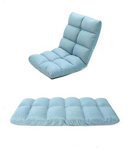HYXLRKD Faule Couch, Sessel im japanischen Stil, Schlafsessel, Computerstuhl, Erker, Sofastuhl (Farbe : A)
