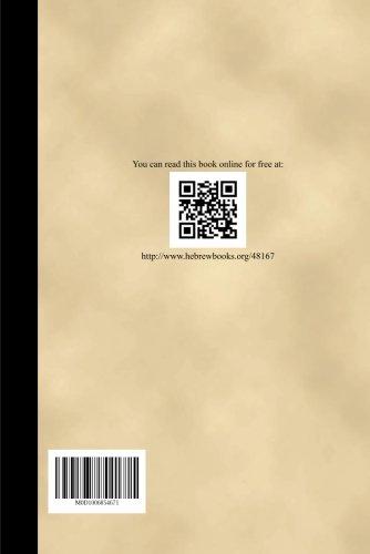 Sefer Die Meforshim Pon Der Torah - Volume 3 por Dovid Druck