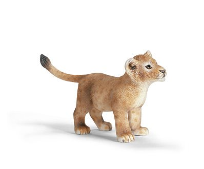 Schleich Lion Cub, , One Size