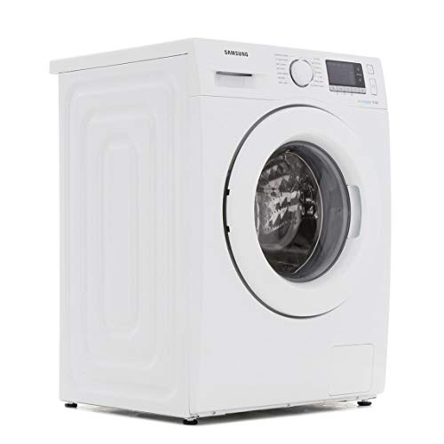Samsung WW80J5556MW 8kg Ecobubble Washing Machine