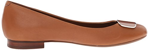 Lauren Ralph Lauren Camern Slip-on Mocassins Polo Tan Soft Burnished Calf