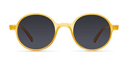 Meller Kribi Amber Carbon Sonnenbrille UV400 Unisex