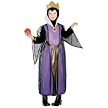 Disfraz Reina Malvada para niña(4-6 años)