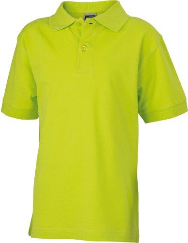 James & Nicholson Herren Poloshirt - - acid-yellow