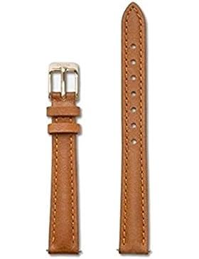 Cluse Damen Uhrenarmband Leder La Vedette Karamell CLS520