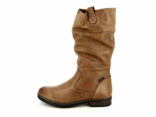 Vado Rike 46004-214 Kinder Warmfutter Stiefel in Mittel Caramel