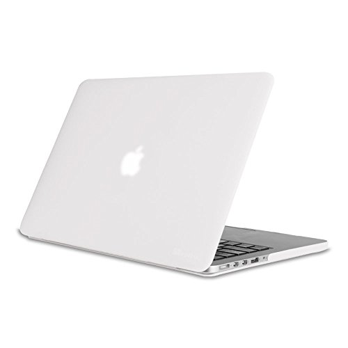Fintie MacBook Pro 15 Retina Hülle (NO CD-ROM Drive) - Ultradünne Matt Gummierte Hartschale Tasche Schutzhülle Snap Case für Apple MacBook Pro 15.4