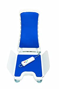 NRS Healthcare Bellavita Bath Lift M18229 – Ergonomic Design (Eligible for VAT relief in the UK)