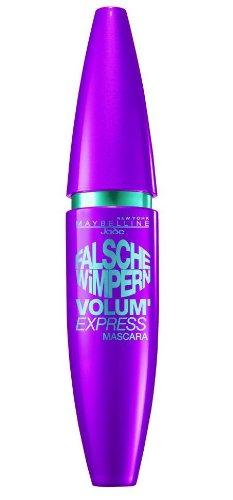 Mascara VEX Falsche Wimpern Glamour Black -