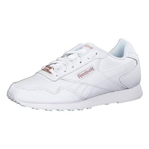 Reebok Damen Royal Glide Lx Fitnessschuhe, Mehrfarbig (White/Rose Gold/Ss 000), 38.5 EU