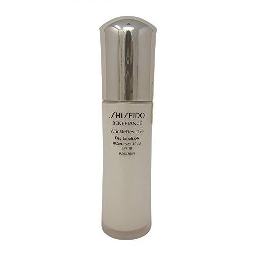 Shiseido Benefiance WrinkleResist24 Day Emulsion SPF 18 75ml -