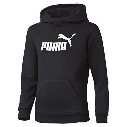 PUMA Herren Ess No.1 Hoody, FL Sweatshirt, Cotton Black, M
