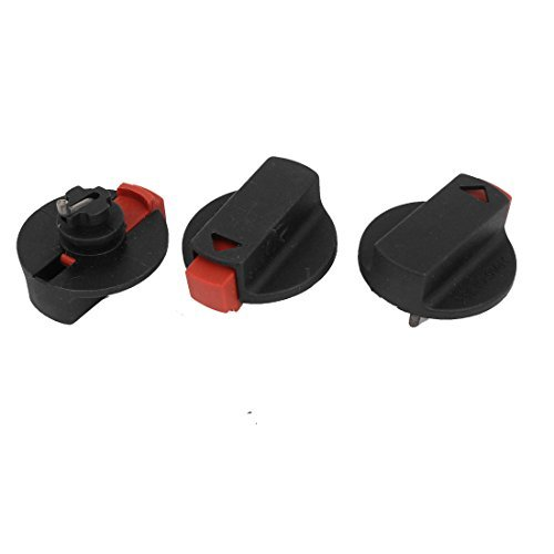3Pcs Ersatzteil-Bohrhammer Knob Schalter für Bosch GBH2-24