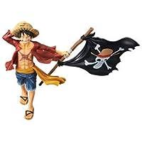 Banpresto. One Piece Figure Monkey D. Luffy One Piece Magazine Figure INMEDIATAMENTE Disponible