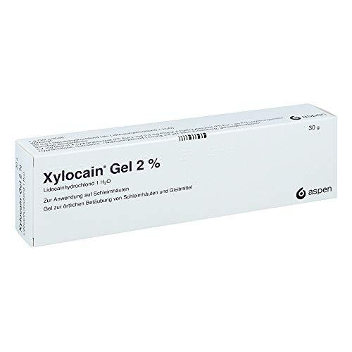 Xylocain Gel 2{8301d61753bf88aaf4afa3cebfb8a08132a198d627f421f50de46f1d7cef4f26} 30 g