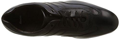 BATA 8246988, Chaussures plates homme Noir (Black)