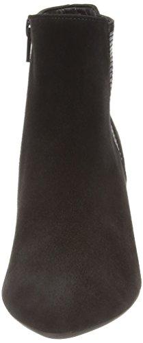 Gabor Shoop, Bottes Classiques Femme Noir (black Suede)