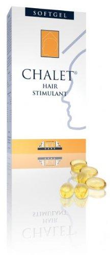 Chalet Stimulant cheveux - 40 Gélules