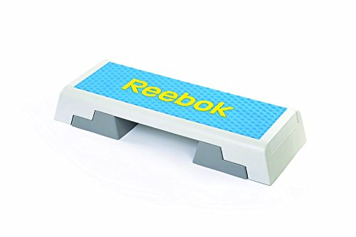 Reebok Exercise Step Board with 3 Height Adjustment Levels
