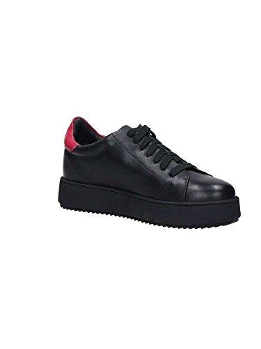 Twin Set Milano Ca7pf3, Sneaker a Collo Basso Donna Nero