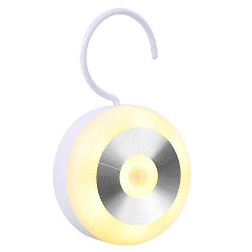 Luz Nocturna Infantil LED con sensor de movimiento