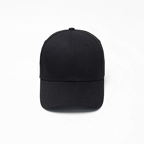 sdssup Europa und die Vereinigten Staaten Explosion Modelle gekrümmte Männer Volltonfarbe Kappe leer leichte Version Baseballkappe benutzerdefinierte schwarz einstellbar
