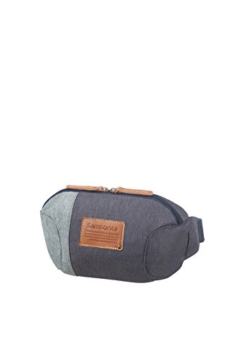 SAMSONITE Rewind Natural - Belt Bag - 0.2 KG Umhängetasche, 24 cm, 2.5 L, River Blue