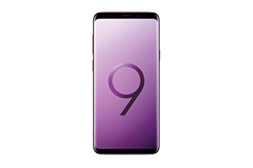 "Foto Samsung Galaxy S9+ Smartphone - Viola (Lilac Purple), Display 6.2"", 64 GB espandibili, Dual SIM [Versione Italiana]"