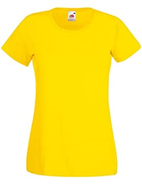 Fruit of the Loom - Camiseta - para mujer