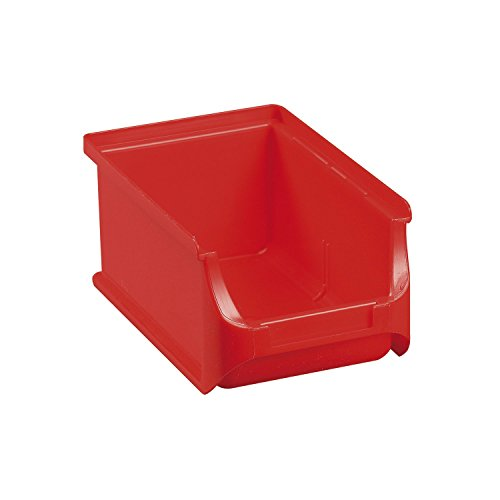 ProfiPlus Lager-Box | Stapelbox | Gr.2 rot 160x102x75mm