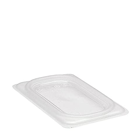 Cambro Manufacturing 90PPSC190 Food Pan Cover Ninth Size Sealed Translucent