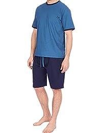 fac21c62a9 Mens Pyjama Set Short Sleeve Top & Shorts