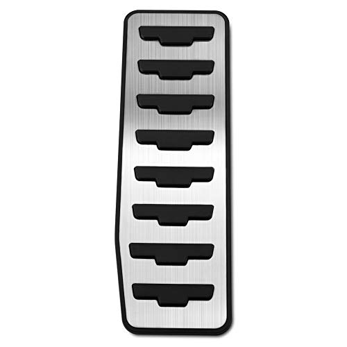 HCDSQSN Copri pastiglie Freno a Gas per Auto Jaguar XE F-Pace per Land Rover Range Rover Evoque Accessori Car Styling
