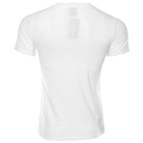 Bravado Herren T-Shirts Weiß