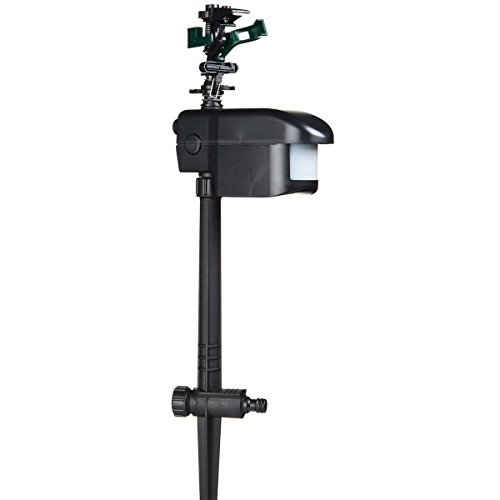 STOP Vogel- et Anti-hérons avec capteur infrarouge H62 x 7 x 20 cm