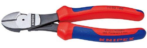 Preisvergleich Produktbild Knipex 1962210 Kraft-Seitenschneider 160mm
