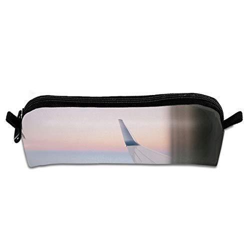 le Sky Makeup Case Travel Cosmetic Brush Accessories Zipper ()