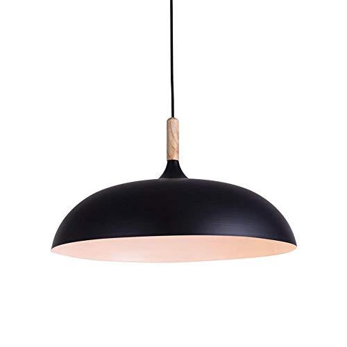 Txdz ® lampadario moderno minimalista, ristorante personalizzato plafoniera cafe camera da letto lampada soggiorno internet cafe bar singola testa illuminazione creativa nordica (colore: e)