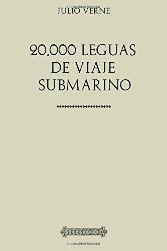 Colección Verne. 20.000 leguas de viaje submarino por Julio Verne