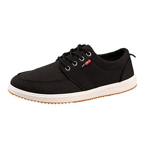 Knöchel-socke Stricken Muster (Sonnena Laufschuhe Herren Sneakers Mode Volltonfarbe Socken Schuhe Stricken Oberer Breathable Lace Up Leichte Sport Outdoorschuhe Plateauschuhe Fitnessschuhe StraßEnlaufschuhe)