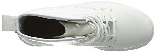 Dr. Martens 1460 Mono, Stivali Unisex – Adulto White