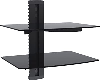 Black Floating Shelves Parent