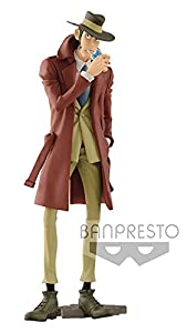 Banpresto-Lupin The Third Part 5Statue, Idea de Regalo, diseño,, 31306