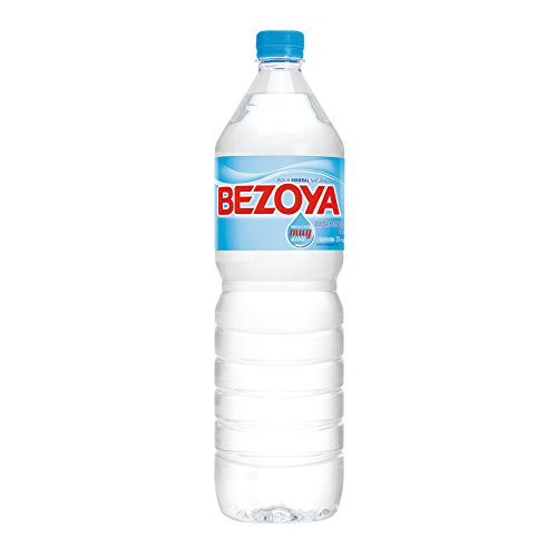 Bezoya Agua Mineral Natural - 1,5 l